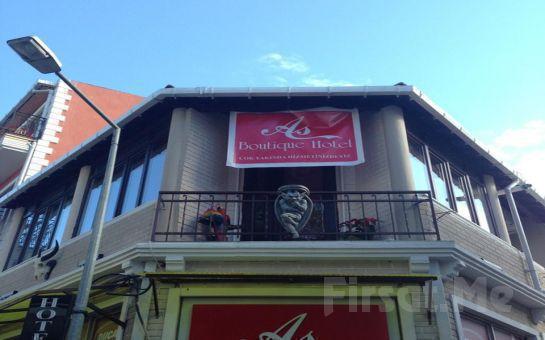 Adanın ilk ve tek temalı Oteli Büyükada As Boutique Otel'de 2 Kişilik ve 2 Gecelik Konaklama Seçenekleri!