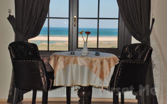 Muhteşem Deniz Manzaralı Ağva Velena Hotel'de 2 Kişi 1 Gece konaklama, Kahvaltı, Akşam Yemeği Fırsatı