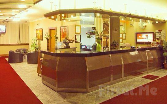 Maltepe Anka Business Park Otel 2 Kişilik Konaklama + Kahvaltı + Sauna + Fitness Fırsatı!