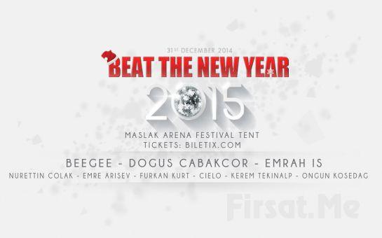 Maslak Arena'da Türkiye'nin En Ünlü DJ'leri ile Yılbaşı Partisi ve Sınırsız Eğlence Fırsatı (Limitsiz Yabancı İçki Dahil)