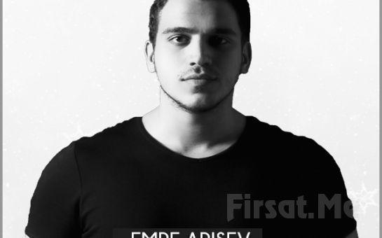 Maslak Arena'da Türkiye'nin En Ünlü DJ'leri ile Yılbaşı Partisi ve Sınırsız Eğlence Fırsatı! (Limitsiz Yabancı İçki Dahil)
