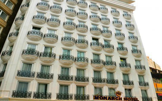 Mecidiyeköy'ün Kalbinde Uyanmaya Ne Dersiniz White Monarch Hotel'de 2 Kişilik Konaklama Keyfi