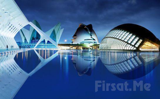 Alibaba Tur'dan Pegasus Havayolları İle Sömestre Tatili'nde 6 Gece 7 Gün Konaklamalı İSPANYA TURU!