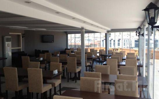 Güngören Elite Marmara Residence'da Keyifli ve Huzurlu 2 Kişi 1 Gece Konaklama ve Kahvaltı Fırsatı