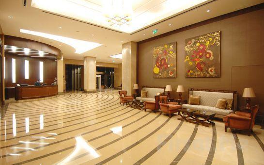 Ayrıcalığın Keyfini Titanic Business Kartal Hotel'de Yaşamak İsteyenlere 2 Kişilik Konaklama Keyfi