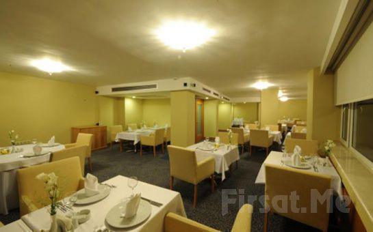 Bursa Burçman Hotel'de 2 Kişi 1 Gece Konaklama ve Kahvaltı Fırsatı!