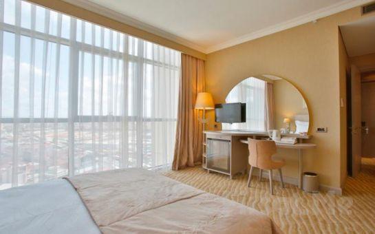 İstanbul Silence Hotel'de Kahvaltı Dahil 2 Kişi 1 Gece Konaklama Fırsatı!