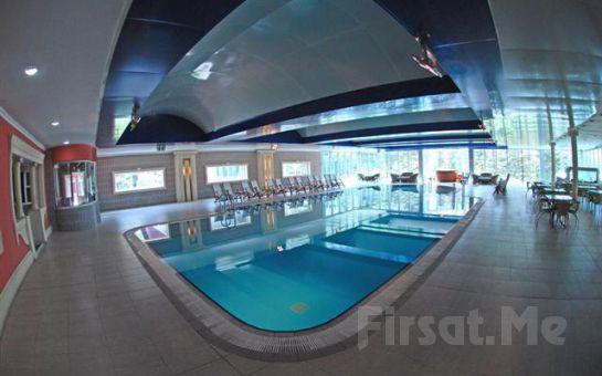Bolu Termal Hotel'de Kişi Başı Konaklama + Kahvaltı + Akşam Yemeği + Termal Havuz Kullanım Fırsatı!