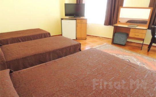 Edremit Entur Termal Apart Hotel'de Suite Odalarda 4 Kişi 1 Gece Konaklama Fırsatı