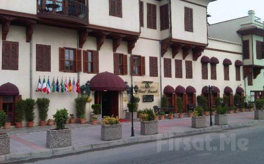 Adana'nın Eşsiz Manzarası ve Tarihi Dokusunu Hissedebileceğiniz Hotel Bosnalı'da 2 Kişi 1 Gece Konaklama, Kahvaltı Fırsatı