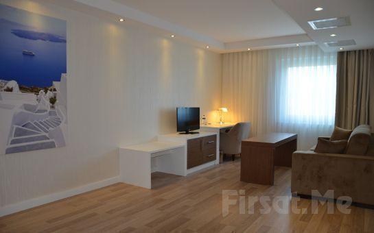Beylikdüzü Bika Suites İstanbul'un Konforlu Odalarında Sevdiğinizle Başbaşa Yılbaşı Fırsatı!