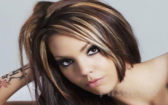Ozan Geçer Saç Tasarım'dan Komple Boya, Kesim, Keratin Bakımı, Balyaj ve Fön Paketi Seçenekleri