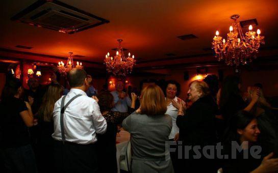 Tourjet'ten Ankara 4*ALBA HOTEL ADAP MEYHANE'de Fasıl, Alaturka Müzik, Oryantal Showlar ile Yılbaşı Eğlencesi