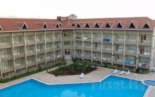 Pamukkale Grand Sevgi Hotel'de 1 Kişi Konaklama + Kahvaltı Fırsatı!