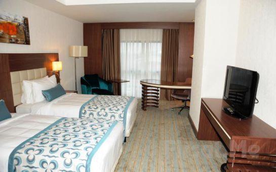 Mercure İstanbul Altunizade Hotel'de 2 Kişi 1 Gece Konaklama, Kapalı Havuz, Fitness Kullanımı
