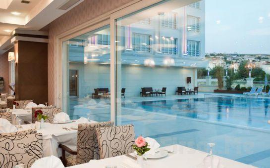 Şehrin Karmaşasından Kurtulmak İsteyenler İçin Kumburgaz Mercia Hotel'de Konaklama Seçenekleri ve SPA Kullanımı!