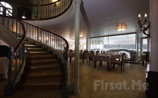 Tarihi Beylerbeyi Bosphorus Palace Hotel'de Kahvaltı Dahil 2 Kişi 1 Gece Konaklama Fırsatı!