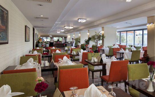 Antalya Best Western Plus Khan Hotel'de Kahvaltı Dahil 2 Kişi 1 Gece Konaklama, Sauna Kullanım Fırsatı