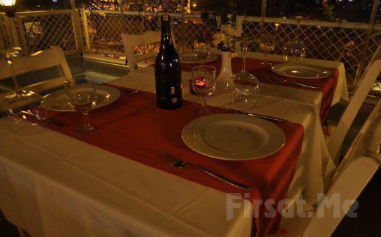 Ortaköy Bodrum Restaurant'ta Boğazın Eşsiz Güzelliği Eşliğinde 3 Kat 3 Ayrı Eğlence ve Muhteşem Gala Yemeği (Sınırsız İçki Dahil)