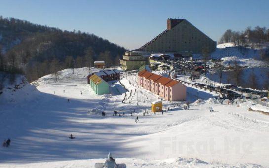 Tur Dünyası'ndan 1 Gece 2 Gün Ottoman Otel'de Yarım Pansiyon Konaklama, Kartepe Kayak, Sapanca, Maşukiye Turu