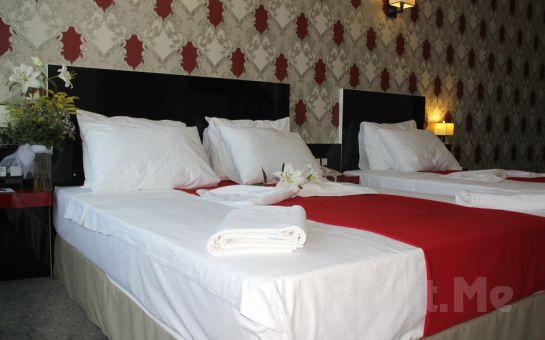 Marmara Denizi manzaralı Ümraniye Era Palace Hotel'de Kahvaltı Dahil 2 Kişi 1 Gece Konaklama Ayrıcalığı