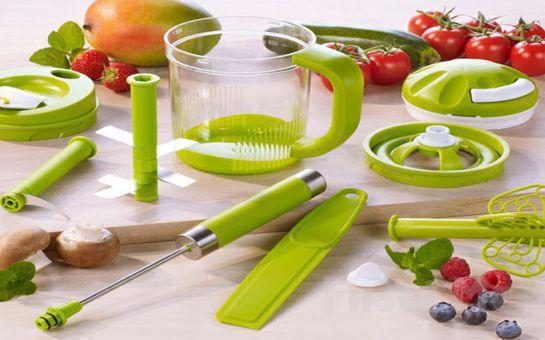 Mutfak Harikası Twist N Joy Pratik Doğrayıcı!
