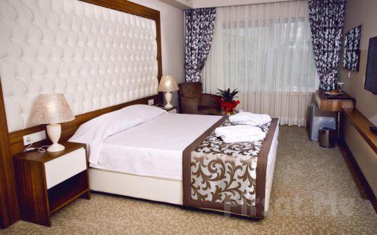 Ankara Esila Hotel'de Jakuzili Superior Odalarda Kahvaltı Dahil 2 Kişi 1 Gece Konaklama Fırsatı