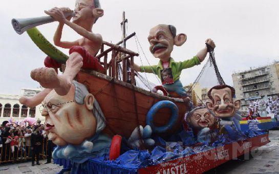 Rio Uzak Diye Üzülmeyin, Tüm Dünya İskeçe'de Siz Neredesiniz! 3 Gün 1 Gece Konaklamalı Yunanistan İskeçe Karnaval Turu!