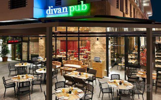 Divan Expres Eskişehir Otel'de 2 Kişi 1 Gece Konaklama + Kahvaltı Fırsatı!