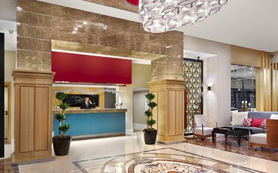 Divan Expres Eskişehir Otel'de 2 Kişi 1 Gece Konaklama, Kahvaltı Fırsatı