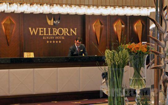 Paytur Turizm'den Her Cumartesi Wellborn Luxery Hotel Konaklamalı Kartalkaya, Kartepe Kayak Turu
