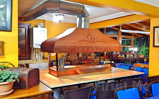 Şile Nehri Kenarında Façiba Restaurant'ta Ocak Başında Mangal Keyfi