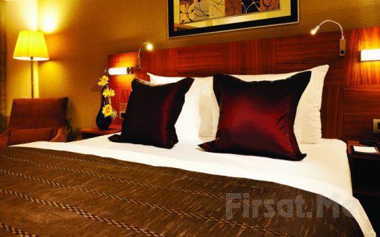 Crowne Plaza Harbiye Otel'de Sevgililer Gününe Özel Akşam Yemeği, Konaklama ve SPA Seçenekleri
