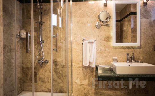 Boğaz Kıyısında Konaklama Keyfi! Tarabya Vilayetler Evi İstanbul Bosphorus Hotel'de Kahvaltı Dahil 2 Kişi 1 Gece Konaklama Fırsatı!