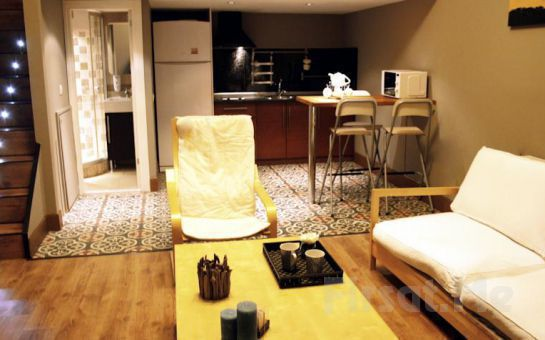 Yeditepe'deki Eviniz City Loft Suites Hotel'de One Bedroom Suitte Konaklama Fırsatı