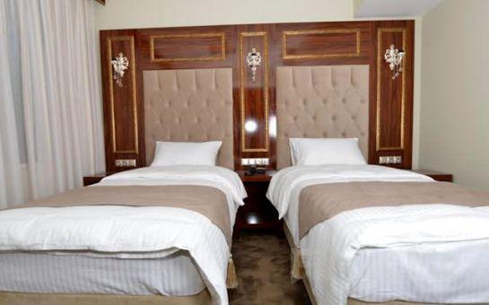 Büyükçekmece Sahra Hotel Airport'da Kahvaltı Dahil 2 Kişi 1 Gece Konaklama Ayrıcalığı!