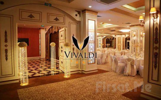 Vivaldi Ce Gold Hotel Ankara'da 2 Kişi 1 Gece Kahvaltı Dahil Konaklama Ayrıcalığı!