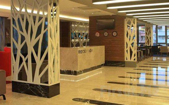 Huzurun Adresi Koru Otel Çankaya'da 2 Kişi 1 Gece Kahvaltı Dahil Konaklama!