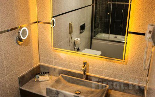 Afyon Budan Thermal Spa Hotel'de Kişibaşı Yarım Pansiyon Konaklama + Termal Havuz + SPA Kullanım Fırsatı!