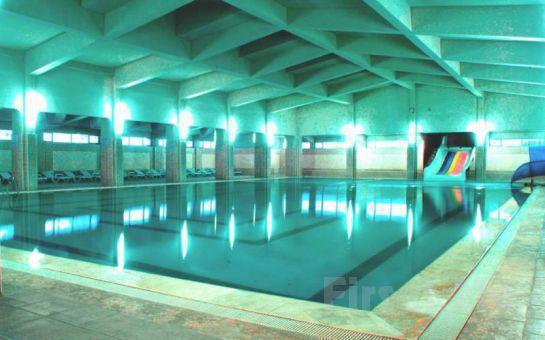 Huzurun Adresi Afyon Ömer Termal Hotel Holiday Village'de Kişibaşı Yarım Pansiyon Konaklama + Termal Havuz + SPA Kullanım Fırsatı!