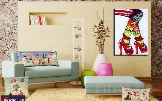 Kanvas Tablolar ile Yaşam Alanlarınıza Renk Katın Neokanvas Kanvas Tablo Fırsatı