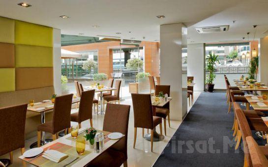 Divan İstanbul City'de Gayrettepe Hotel Sevgililer Gününe Özel 2 Kişi 1 Gece Konaklama + Akşam Yemeği Seçenekleri!