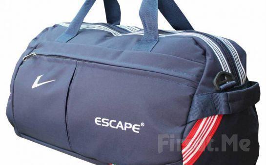 Bay ve Bayanlar için Escape Spor Seyahat Çantası Fırsatı!