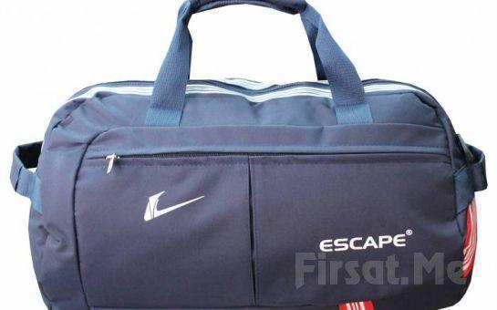 Bay ve Bayanlar için Escape Spor Seyahat Çantası Fırsatı