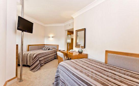 Dünyaca Ünlü Kapadokya'nın Eşsiz Manzarasında Konaklama Keyfi! Lodge Hotel'de Kişi Başı Yarım Pansiyon Konaklama Fırsatı!