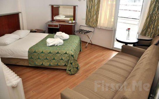 Yeşil Bursa AdaPalas'da 2 Kişi 1 Gece Kahvaltı Dahil Konaklama + Odalarda Termal Su Kullanım Fırsatı!