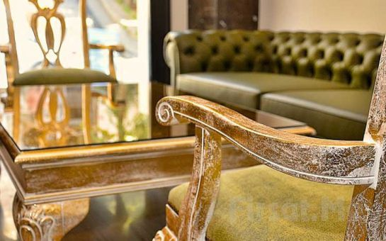 Şişli Cumbalı Plaza Hotel'de Tek veya Çift Kişi Kahvaltı Dahil Konaklama Seçenekleri