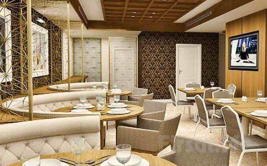 Şişli Cumbalı Plaza Hotel'de Tek veya Çift Kişi Kahvaltı Dahil Konaklama Seçenekleri!