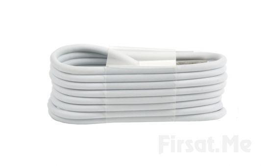 iPhone 3'lü Şarj Kablosu ve 3 Metre İphone 5 Şarj Kablo Fırsatı