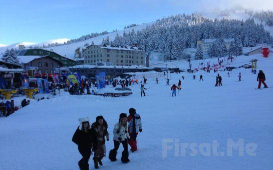 Kayakseverlere Müjde Paytur'dan 1 Gece Yarım Pansiyon Konaklamalı Bursa ve Uludağ Doğa ve Kar Keyfi Turu